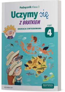 Uczymy się z Bratkiem 3 Podręcznik cz. 4