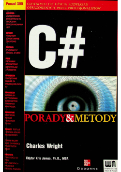 C# Porady & Metody