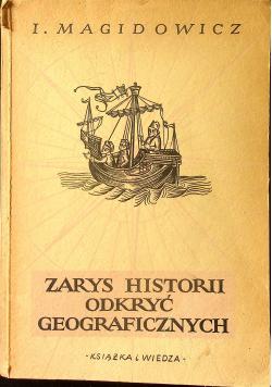 Zarys historii odkryć geograficznych