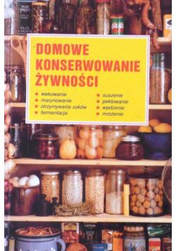 Domowe konserwowanie żywności