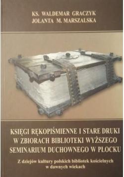 Księgi rękopiśmienne i stare druki