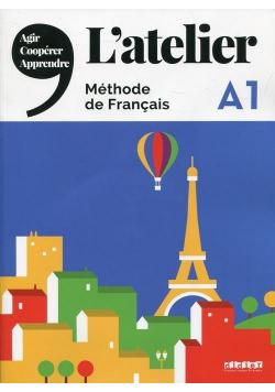 Atelier A1. Podręcznik + DVD