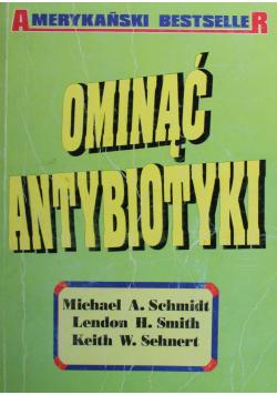 Ominąć antybiotyki