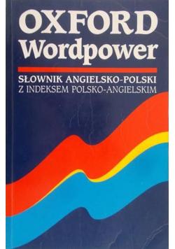 Oxford Wordpower Słownik angielsko polski
