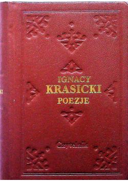 Ignacy Krasicki poezje