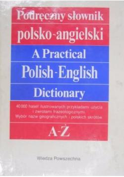 Podręczny słownik polsko angielski
