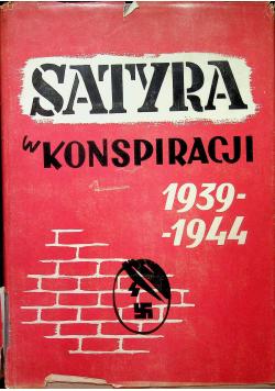 Satyra w konspiracji 1939 1944