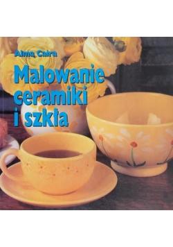Malowanie ceramiki i szkła