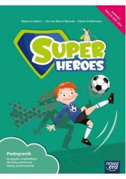 J. Angielski SP 1 Super Heroes Podr. NE