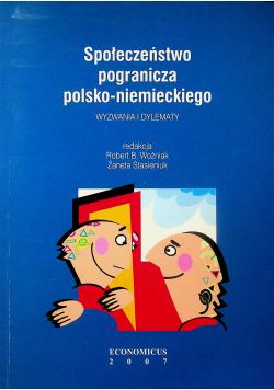 Społeczeństwo pogranicza polsko niemieckiego