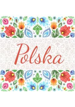 Pocztówka kwadrat - Łowicz
