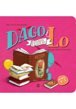 Dago i Lo. Czytanie książek