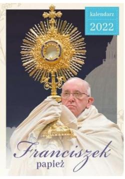 Kalendarz 2022 Ścienny wieloplanszowy Franciszek