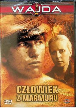 Człowiek z marmuru DVD Nowa
