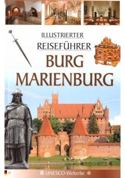 Przewodnik ilustrowany Zamek Malbork w.niemiecka