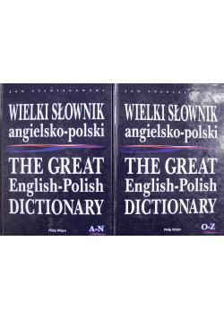 Wielki Słownik angielsko polski 2 tomy