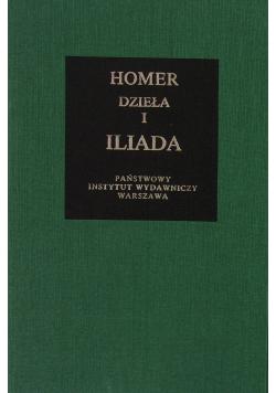 Dzieła I Iliada