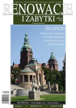 Renowacje i zabytki nr 4 Szczecin