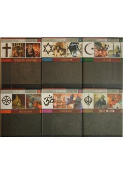 Religie Świata  6 tomów
