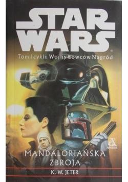 Star Wars  Mandaloriańska zbroja