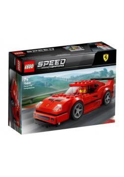 Lego SPEED CHAMPIONS 75890 Ferrari F40 Competizion