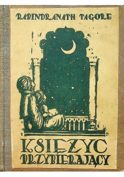 Księżyc przybierający 1923 r