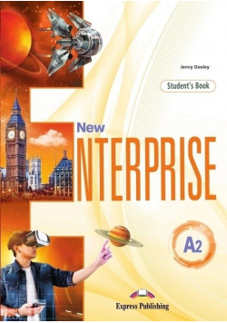 New Enterprise A2 SB + DigiBook EXPRESS PUBL.