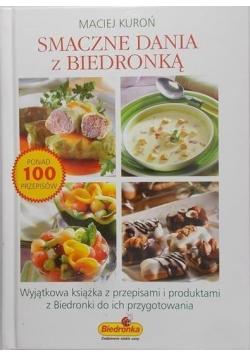 Smaczne dania z Biedronką