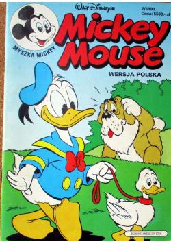 Mickey Mouse wersja polska nr 2