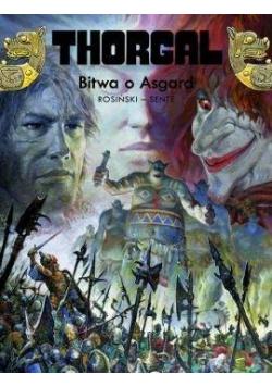 Thorgal T.32 Bitwa o Asgard TW