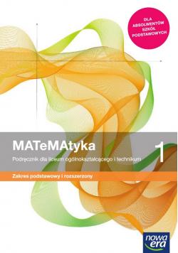 Matematyka Podręcznik 1 Zakres podstawowy i rozszerzony