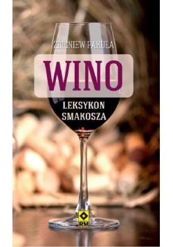 Wino Leksykon smakosza