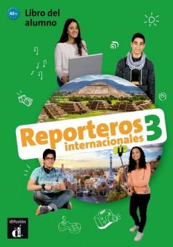 Reporteros Internacionales 3 podręcznik