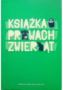 Książka o prawach zwierząt