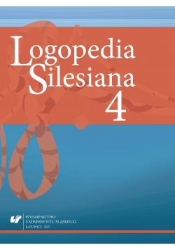Logopedia Silesiana 4 NOWA