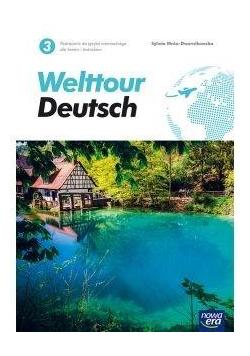 J. Niemiecki 3 Welttour Deutsch Podr. w.2020 NE