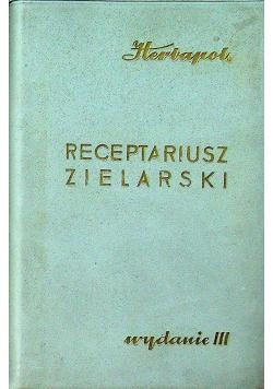 Receptariusz Zielarski