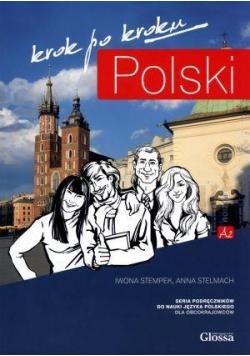 Polski krok po kroku. Podręcznik A2 + CD