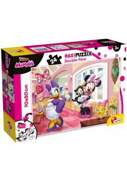 Puzzle dwustronne Supermaxi 24 Myszka Minnie