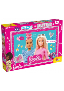 Puzzle 108 Barbie Glitter Best Day Ever!