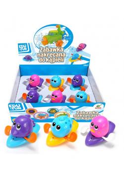 Zabawka nakręcana do kąpieli Edu&Fun mix