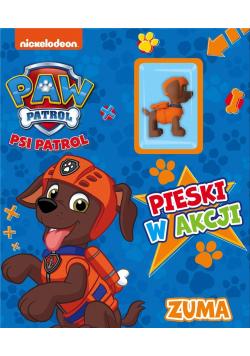 Psi Patrol. Pieski w Akcji. Zuma