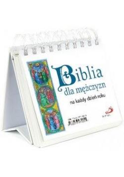 Biblia dla mężczyzn na każdy dzień roku