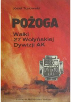 Pożoga Walki 27 Wołyńskiej Dywizji AK