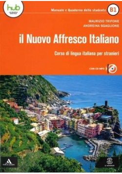 Nuovo Affresco Italiano B1 podręcznik + MP3
