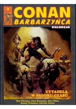 Conan barbarzyńca 3 Cytadela w środku czasu