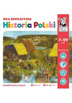Kapitan Nauka. Historia Polski. Gra edukacyjna