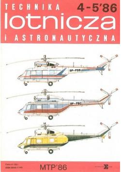 Technika lotnicza i astronautyczna nr 4 - 5