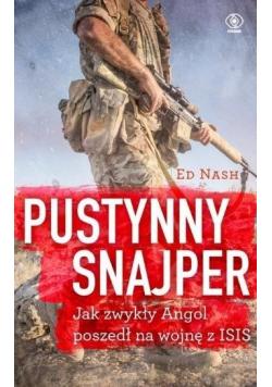 Pustynny snajper, czyli jak zwykły Angol poszedł..