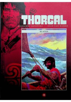 Thorgal Klatka